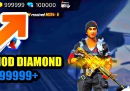 Modassas Diamond Unlimited Ff