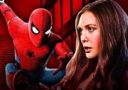 Scarlet Witch Spider Man 3