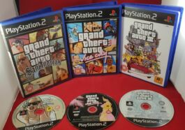 Trilogy Gta Ps2