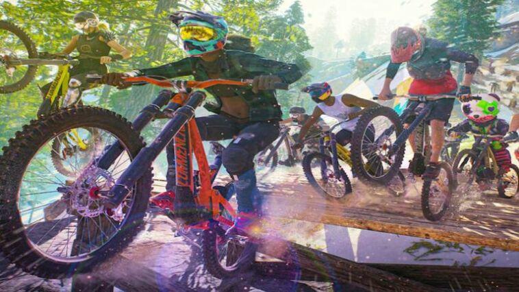 Ubisoft Tunda Riders Republic