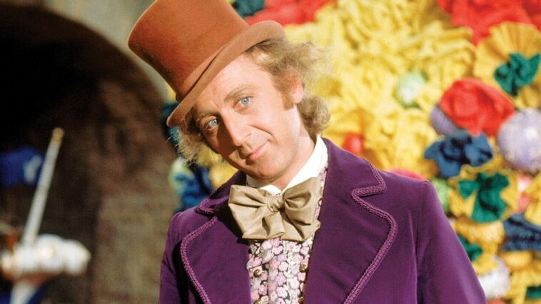 Willy wonka aktor muda
