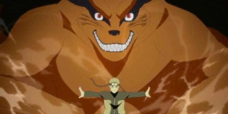 Bukan Naruto, Tetapi Kurama Yang Mati