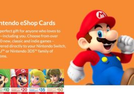 Cara Mudah Top Up Nintendo Eshop Card