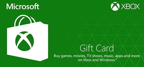 Cara Mudah Top Up Xbox Gift Card