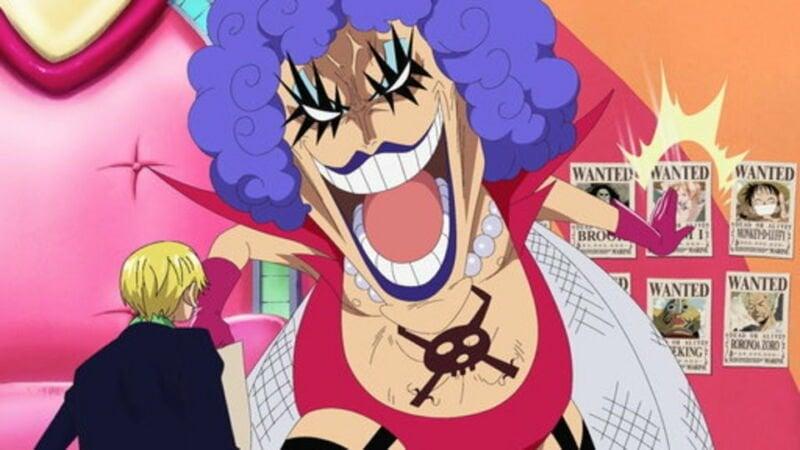 Komandan Revolusioner One Piece Emporio Ivankov