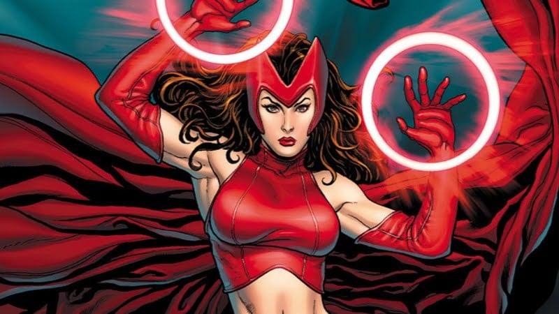 Scarlett Witch Mutant MCU
