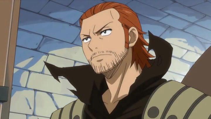 Karakter Anime Mesum Overpower Gildarts Clive