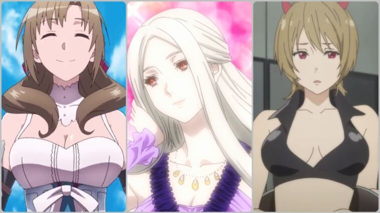 Karakter Anime Mamah Montok Dan Hot Di Dunia Anime