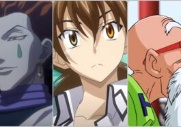 Karakter Anime Mesum Dengan Kekuatan Overpower