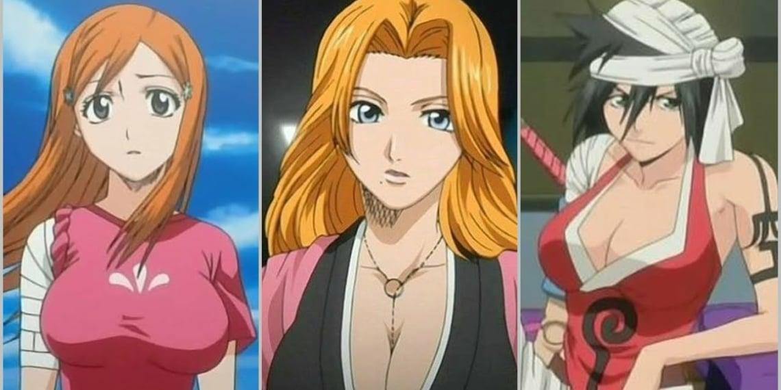Karakter Wanita Tercandik Dan Sexy Di Anime Bleach