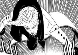Kemanakah Isshiki Saat Kaguya Melawan Naruto Dan Sasuke