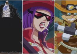 Komandan Pasukan Revolusioner Anime One Piece