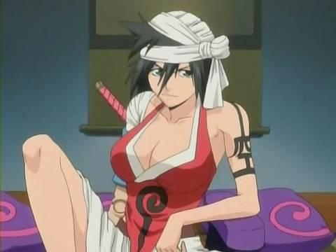 Karakter Wanita Tercantik Bleach Kukaku Shiba