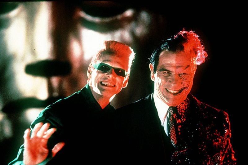 aktor gak suka tampil di film Batman