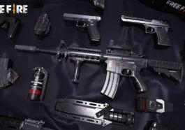 Mengenal 7 Sub Machine Gun Terbaik Dalam Game Free Fire