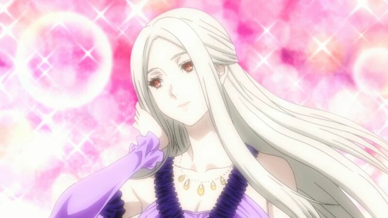 Karakter Anime Mamah Montok Nakiri Leonora
