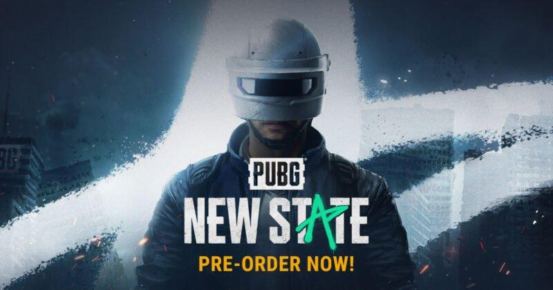 Pubg New State Pre Order