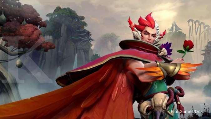 champion baru wild rift- Rakan