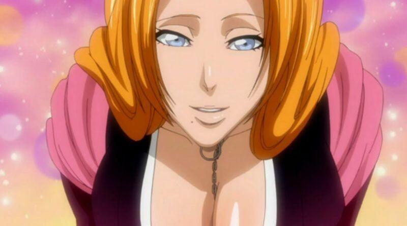 Karakter Wanita Tercantik Bleach Rangiku Matsumoto