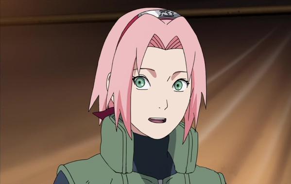 Ninja Terkuat Menggantikan Naruto Sakura