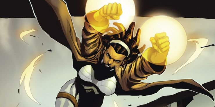 Spectrum Monica Rambeau Marvel Comica