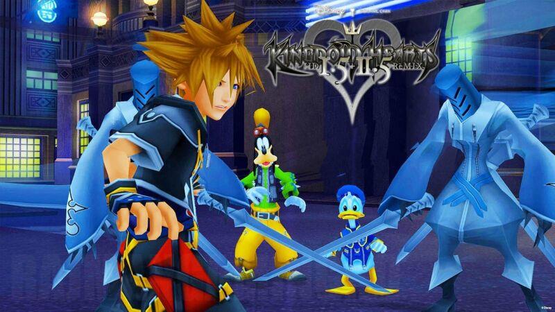 Spesifikasi Pc Kingdom Hearts Hd 1.52.5 Remix