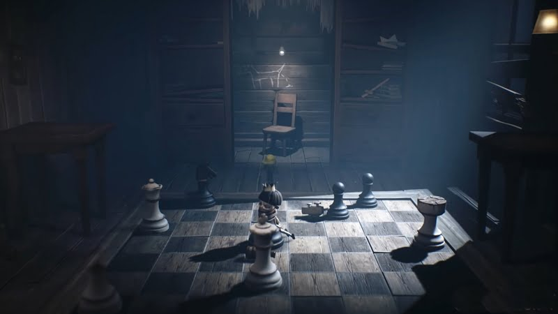 review little nightmares 2- Story Line Tanpa Dialog