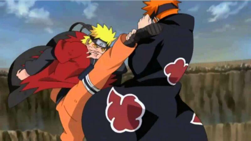 Cara Naruto Menjadi Ninja Kuat Taijutsu