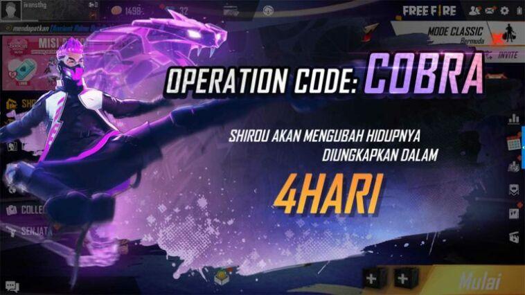 Tanggal Rilis Operation Cobra