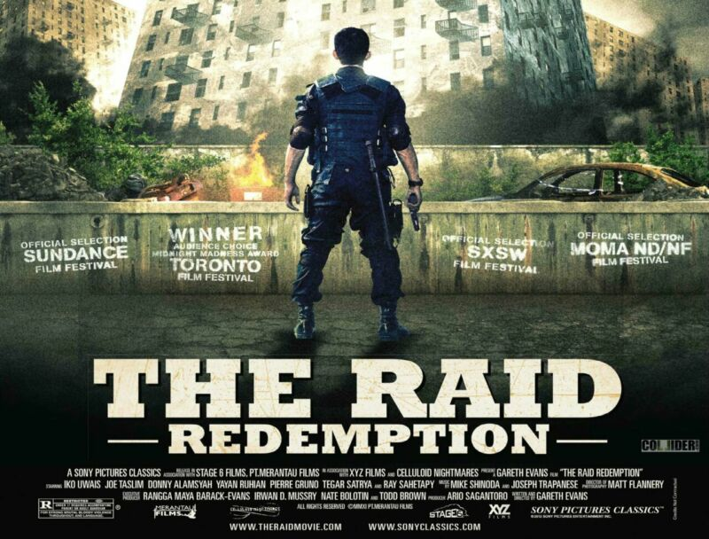 The Raid Redemption Dan Berandal
