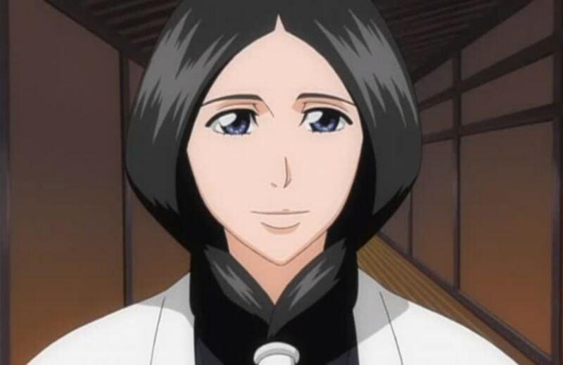 Karakter Wanita Tercantik Bleach Unohana Retsu