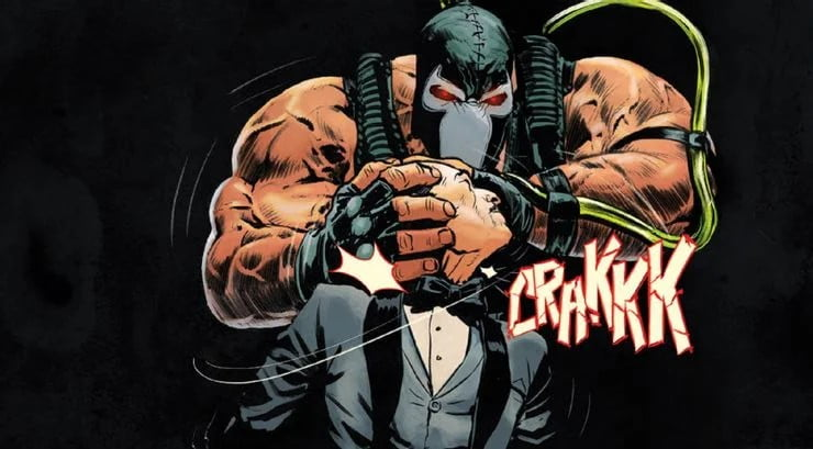 Batman 77 Bane Kills Alfred