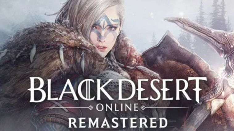 Black Desert Remastered Steam