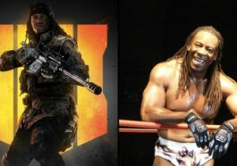 Booker T Gugat Actvision