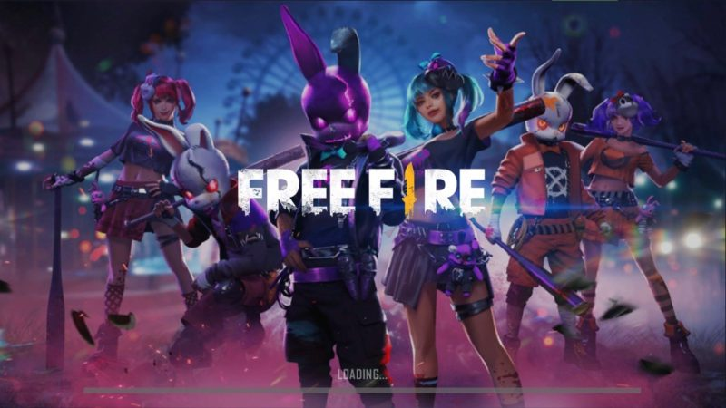 Buka Free Fire