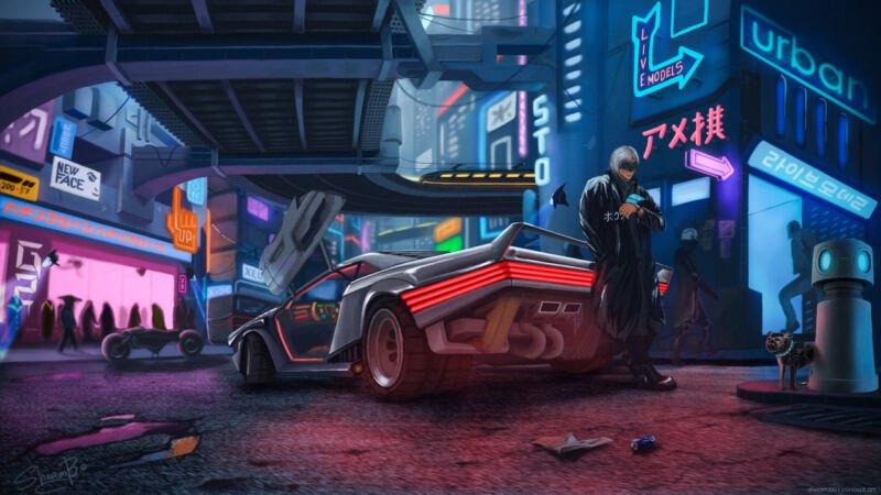 Cyberpunk 2077 1 1