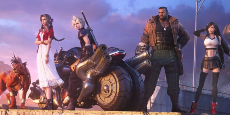 Final Fantasy 7 Remake Ps Plus 1