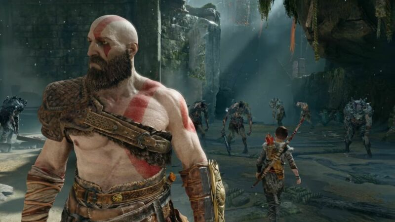 God Of War 2 1