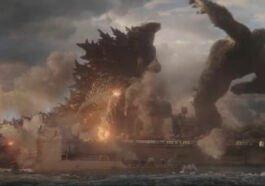 Godzilla Pukul Kong