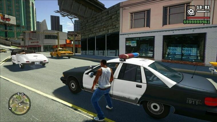 Gta San Andreas Remaster