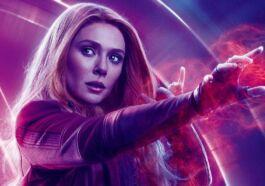 Scarlett Witch Mutant