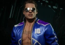 Johnny Cage Mortal Kombat 11