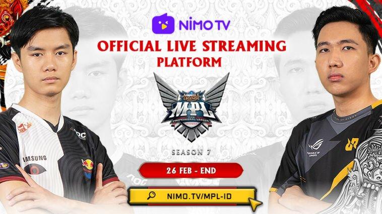 Nimo Tv Mpl Id S7 Streaming