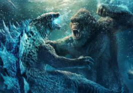 Poster Terbaru Godzilla Vs Kong