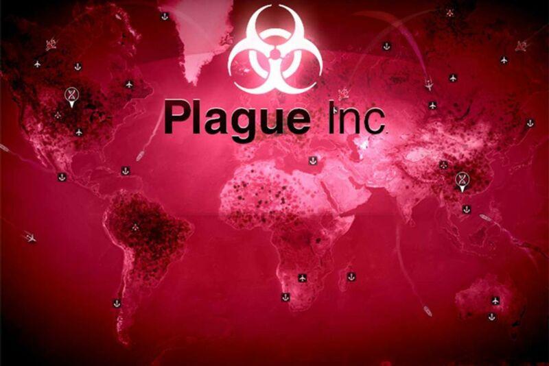 Rekomendasi Game Strategi Terbaik Plague Inc
