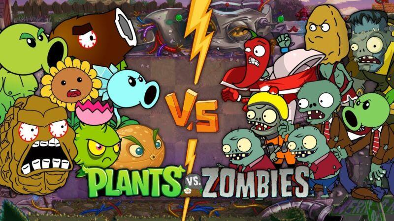 Rekomendasi Game Strategi Terbaik Plants Vs Zombies