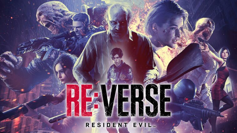 Resident Evil Verse