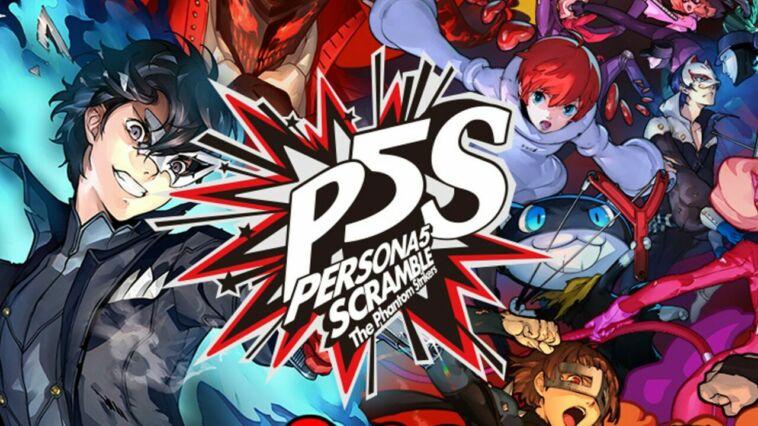Spesifikasi Pc Persona 5 Strikers