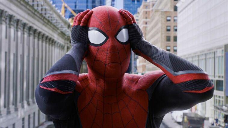 Spider Man Tom Holland