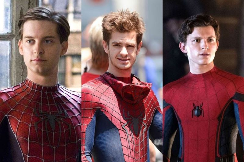 Russo bersaudara tom holland spider-man MCU